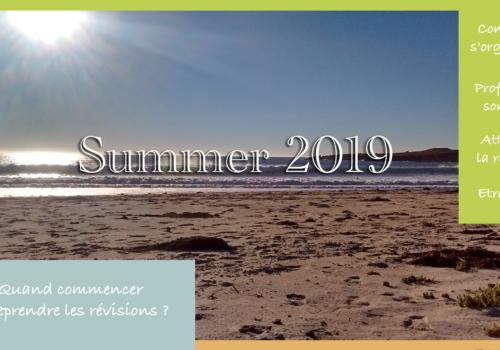 Un été entre deux PACES