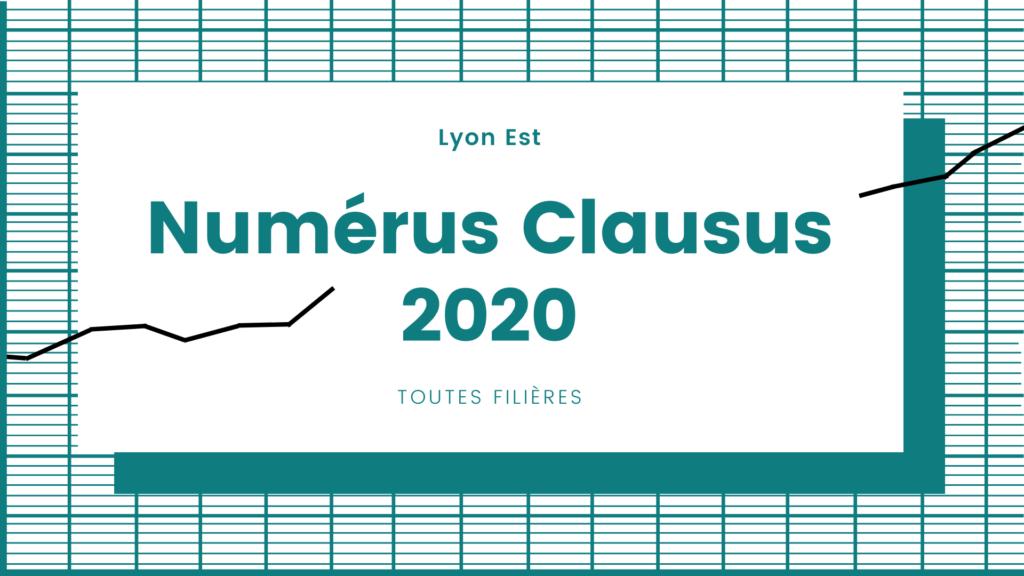 Numérus Clausus 2020(1)